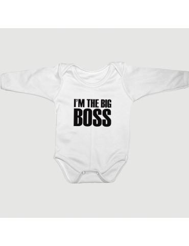 Dětské body - Big boss