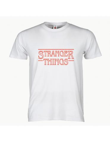 Strager Things - Pánské tričko