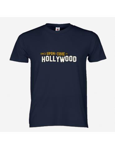 Pánské tričko - Tenkrát v Hollywoodu