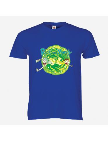 Rick and Morty - Pánské tričko